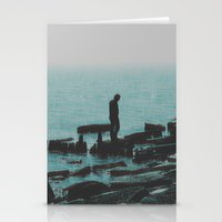 As Once, In a Dream Stationery Cards