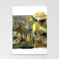 My Scooter Stationery Cards