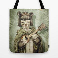 Girl II Tote Bag