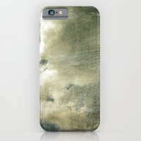 iPhone & iPod Case featuring Partly Cloudy by Sarah Lyles