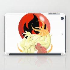 Of Many Tails iPad Case