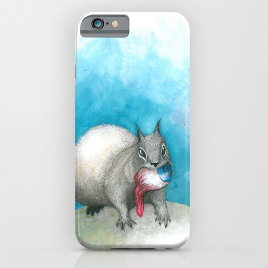 Are you gonna watch me eat this or...? iPhone & iPod Case