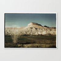 Colorado Plateau Canvas Print
