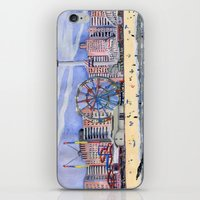 Coney Island iPhone & iPod Skin