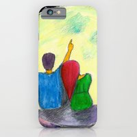 One day, I will take you there...  iPhone 6 Slim Case