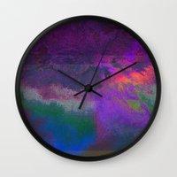 66-63-18 (Universe Risin… Wall Clock