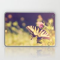 If nothing changed, there'd be no butterflies.~walt disney Laptop & iPad Skin