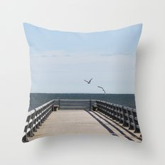 Playful Throw Pillow