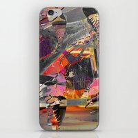 Unchained Heart iPhone & iPod Skin