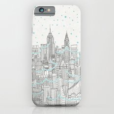 Winter in New York iPhone 6 Slim Case