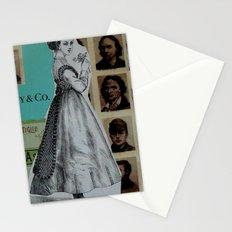WHITE ELEPHANTS Stationery Cards