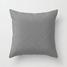 Borges Throw Pillow