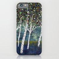 Evening Aspens iPhone 6 Slim Case