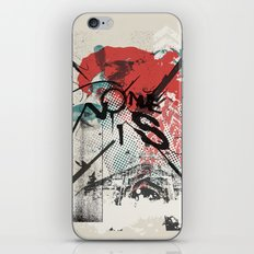 I Remember Nothing iPhone & iPod Skin
