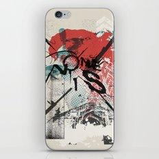 I Remember Nothing iPhone & iPod Skin