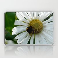 Flowers and Bees Laptop & iPad Skin