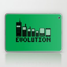 Cell Phone Evolution Laptop & iPad Skin