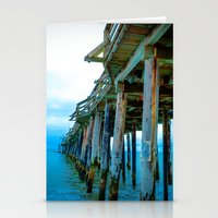 Capitola Pier Stationery Cards
