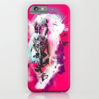 iPhone & iPod Case featuring Scattered Girl by Susan Marie
