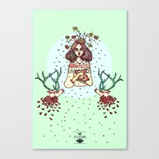 Liana's Canvas Print