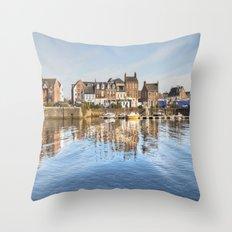 Ayr Mooring Throw Pillow