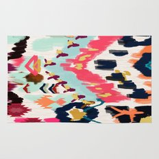 Bohemian Tribal Painting Rug