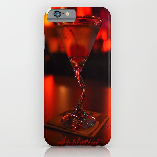 Vodka-based vision iPhone & iPod Case