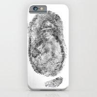 Detective Thumb iPhone 6 Slim Case