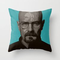 Breaking Bad  Throw Pillow