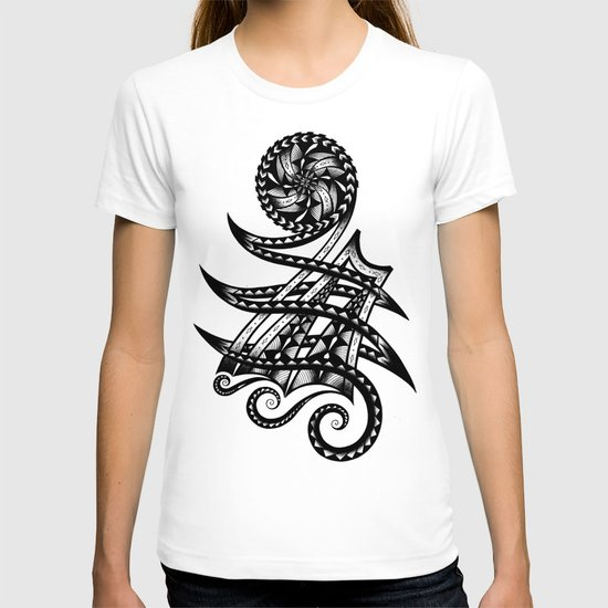 Shoulder Band Tattoo  T-shirt