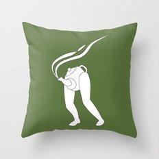 Tea Pot Throw Pillow