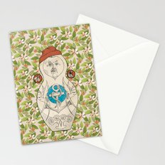 Babushka Stationery Cards