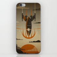 iPhone & iPod Skin featuring The Return by The Art Of Danny Haa…