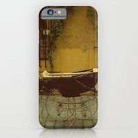 iPhone & iPod Case featuring Vintage Baby Carriage in Aix in Provence, France by shari hochberg