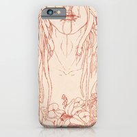 iPhone & iPod Case featuring Blume by Ivan Durkin