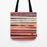 Peach 'N Creme Tote Bag