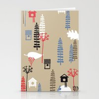 Natural Pattern - Terra … Stationery Cards