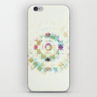 Burst. iPhone & iPod Skin