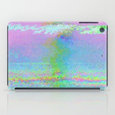 08-24-89 (Digital Drawing Glitch) iPad Case