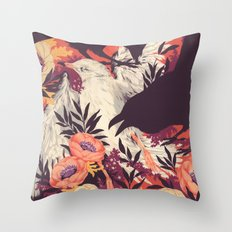 Harbors & G Ambits Throw Pillow