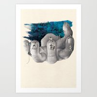 Together We Can Succeed! Art Print