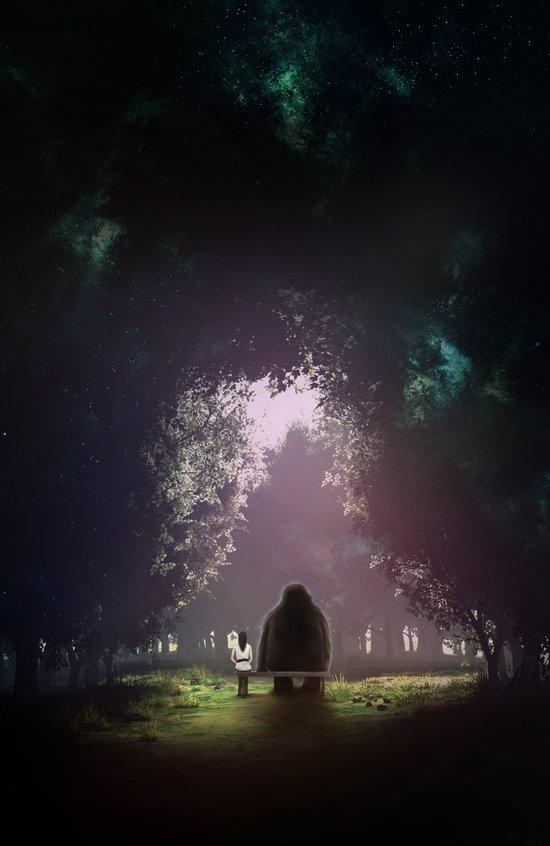 Feel Lonesome Art Print