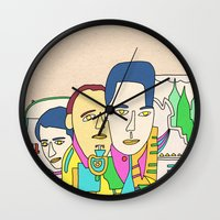 - camus - Wall Clock