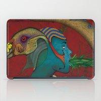 Siamese God iPad Case