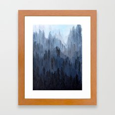 Mists No. 3 Framed Art Print