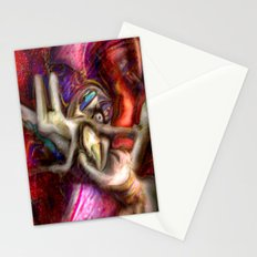Drowning in yer complexes Stationery Cards