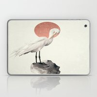 White Wings Laptop & iPad Skin