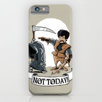 Not today! iPhone 6 Slim Case