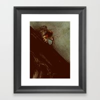 Waiting (2012 Version) Framed Art Print