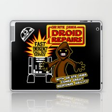 Gr'Ate Jawa Droid Repairs Laptop & iPad Skin